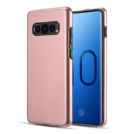 Slim Armor Hybrid Case for Samsung Galaxy S10 - Rose Gold