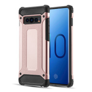 Extreme Armor Hybrid Case for Samsung Galaxy S10 - Rose Gold