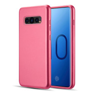 Dual Max Series Hybrid Armor Case for Samsung Galaxy S10 - Hot Pink