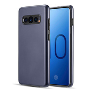 Slim Armor Hybrid Case for Samsung Galaxy S10 Plus - Navy Blue