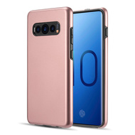 Slim Armor Hybrid Case for Samsung Galaxy S10 Plus - Rose Gold