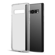 Polymer Transparent Hybrid Case for Samsung Galaxy S10 Plus - Clear