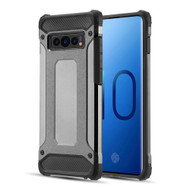 Extreme Armor Hybrid Case for Samsung Galaxy S10 Plus - Grey