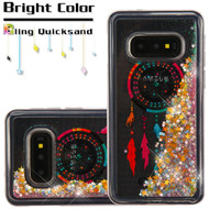 *Sale* Quicksand Glitter Transparent Case for Samsung Galaxy S10e - Dreamcatcher
