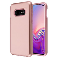 Fuse Slim Armor Hybrid Case for Samsung Galaxy S10e - Rose Gold