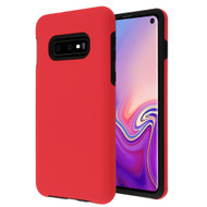 Fuse Slim Armor Hybrid Case for Samsung Galaxy S10e - Red