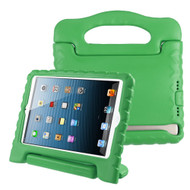 Kids Friendly Shock Proof Case with Handle for iPad (2018/2017) / iPad Pro 9.7 / iPad Air 2 / iPad Air - Green