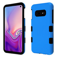 Military Grade Certified TUFF Hybrid Armor Case for Samsung Galaxy S10e - Blue