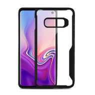 Vista Ultra Hybrid Shock Absorbent Crystal Case for Samsung Galaxy S10e - Black