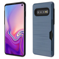 Card To Go Hybrid Case for Samsung Galaxy S10 - Ink Blue