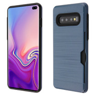 Card To Go Hybrid Case for Samsung Galaxy S10 Plus - Ink Blue