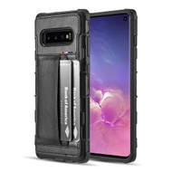 Travel Light 2 Card Hybrid Case for Samsung Galaxy S10 - Black