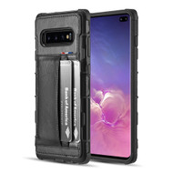 Travel Light 2 Card Hybrid Case for Samsung Galaxy S10 Plus - Black