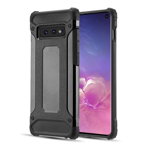 Extreme Armor Hybrid Case for Samsung Galaxy S10e - Black