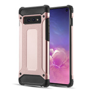 Extreme Armor Hybrid Case for Samsung Galaxy S10e - Rose Gold