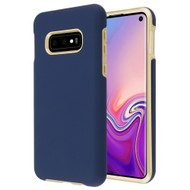 Fuse Slim Armor Hybrid Case for Samsung Galaxy S10e - Navy Blue