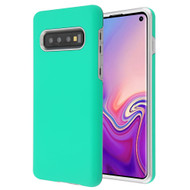 Fuse Slim Armor Hybrid Case for Samsung Galaxy S10 - Teal Green