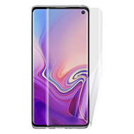 Full Coverage Crystal Clear TPU Screen Protector for Samsung Galaxy S10