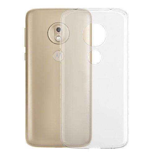 Tpu Flexi Shield Gel Case For Motorola Moto G7 Play