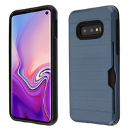 Card To Go Hybrid Case for Samsung Galaxy S10e - Ink Blue
