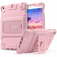 *SALE* Extreme Shock Protection Silicone Case with Stand for iPad Mini 1 / 2 / 3rd Generation - Pink