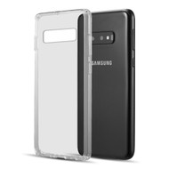 Polymer Transparent Hybrid Case for Samsung Galaxy S10e - Clear