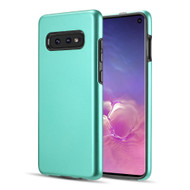 Slim Armor Hybrid Case for Samsung Galaxy S10e - Teal