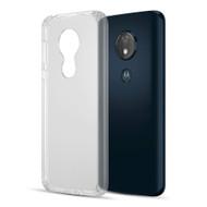 Polymer Transparent Hybrid Case for Motorola Moto G7 Power - Clear