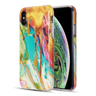 Artistry Collection Glitter TPU Case for iPhone XS / X - Melting Shimmer