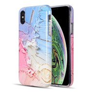 Artistry Collection Glitter TPU Case for iPhone XS Max - Frost