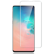 Liquid Dispersion Tech 3D Full Curved Edge Tempered Glass Screen Protector for Samsung Galaxy S10 - Clear