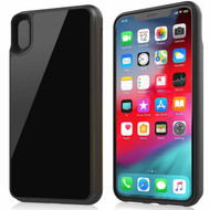 Smart Qi Wireless Power Bank Battery Charger Case 5000mAh for iPhone XS / X - Black