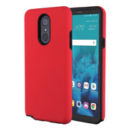 *Sale* Fuse Slim Armor Hybrid Case for LG Stylo 4 / Stylo 4 Plus - Red