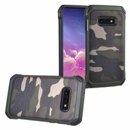 *Sale* Tough Anti-Shock Hybrid Case for Samsung Galaxy S10e - Camouflage