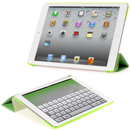 All-In-One Smart Hybrid Case for iPad 9.7 (2018/2017) - Green