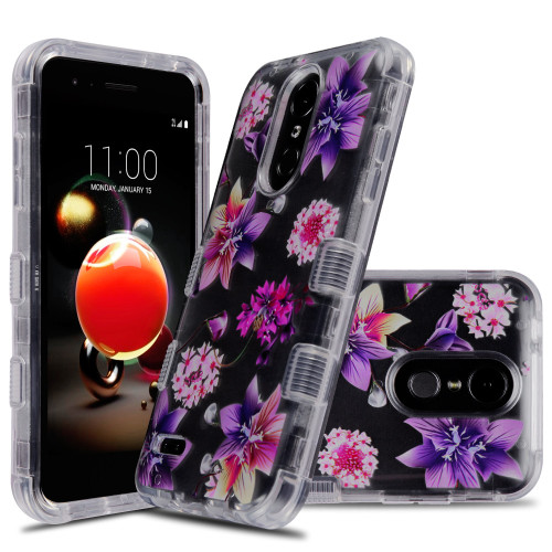 Military Grade Certified TUFF Lucid Case for LG Aristo 3