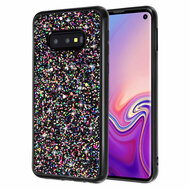 *Sale* Flakes Series Electroplating Glitter Case for Samsung Galaxy S10e - Black