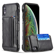 Travel Light 2 Card Hybrid Case for iPhone XR - Black