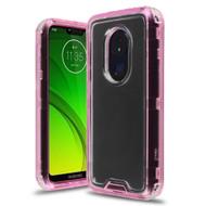 *Sale* Atomic Tough Hybrid Case for Motorola Moto G7 Power / G7 Supra - Pink