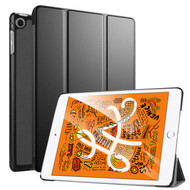 Premium Smart Leather Hybrid Case for iPad Mini 5 (5th Generation) / iPad Mini 4 - Black