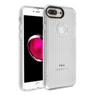 *Sale* Suitup Transparent TPU Case for iPhone 8 Plus / 7 Plus / 6S Plus / 6 Plus - Clear