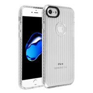 Suitup Transparent TPU Case for iPhone 8 / 7 / 6S / 6 - Clear