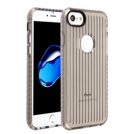 Suitup Transparent TPU Case for iPhone 8 / 7 / 6S / 6 - Smoke
