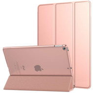 All-In-One Smart Leather Hybrid Case for iPad Air 3 (3rd Generation) - Rose Gold