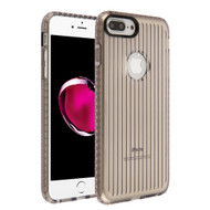 Suitup Transparent TPU Case for iPhone 8 Plus / 7 Plus / 6S Plus / 6 Plus - Smoke