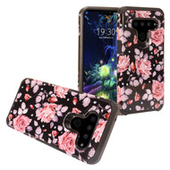 *Sale* Hybrid Multi-Layer Armor Case for LG V50 ThinQ - Roses