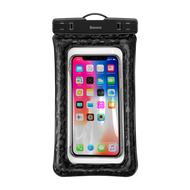 Stay Dry Air Cushion IPX8 Waterproof Case - Black