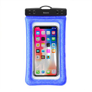 Stay Dry Air Cushion IPX8 Waterproof Case - Blue