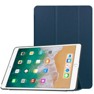 Premium Smart Leather Hybrid Case for iPad Air 3 / iPad Pro 10.5 inch - Navy Blue