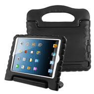 Kids Friendly Light Weight Shock Proof Standing Case with Handle for iPad Mini - Black